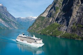 Crystal Cruises in Norway