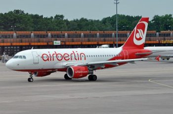 airberlin Launches Direct Flights to Bucharest, Sofia from Berlin Hub