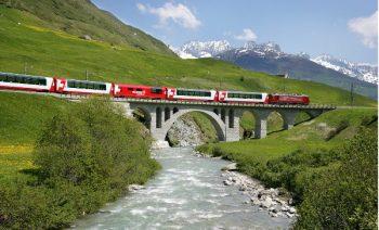 Rail to Andrematt