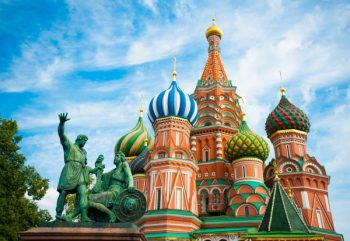 Russia Tourism Highlights 2013 Revealed