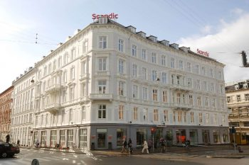 Scandic Webers, Copenhagen, Denmark