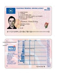 New European driving licence