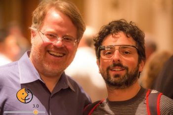 Robert Scoble and Sergey Bring Swipped