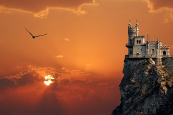 Castle Swallow's Nest