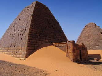 Lost Pyramids Unearthed in Egypt & Sudan