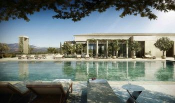 Greece Still Has It: More Amanzoe Grandeur, That Is