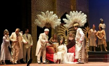 Hatima by the National Greek Opera