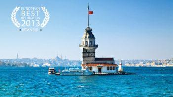Istanbul Voted European Best Destination