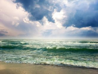Baltic stormscape