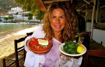Stella Metsovas in Greece