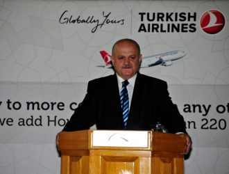 Turkish Airlines Chairman of the Board Hamdi Topcu