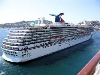Carnival Spirit - Courtesy Wikipedia