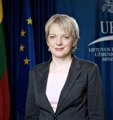 Ambassador Asta Skaisgirytė Liauškienė