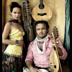 Ágnes Herczku & Nikola Parov Band