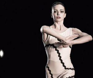 Mariinsky prima ballerina Diana Vishneva