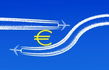 Europe's vapor trail of lost sky euros