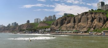 Miraflores district of Lima - courtesy © sassenfeld - Fotolia.com