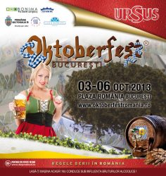 Oktoberfest Bucharest