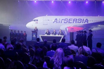 airSerbia launch