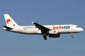Belle Air Airbus A320