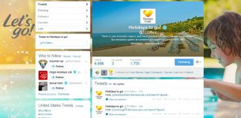 Thomas Cook Engages Socially With @TCOffers