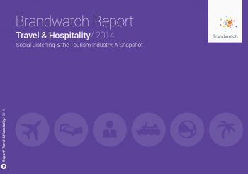 Brandwatch Report on Social Listening a Head Turner for Hospitality