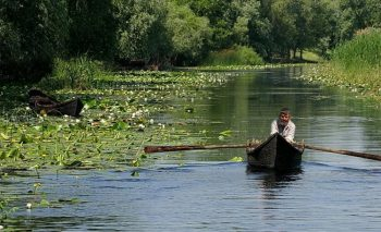 Canoing the Danube Delta - Courtesy Spiridon MANOLIU