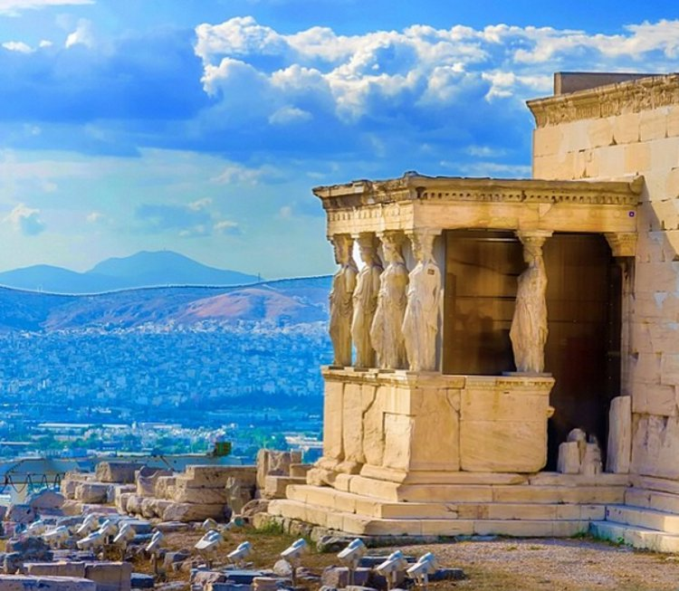 Best Places To Travel Europe April: Athens Top Economy Destination In Europe