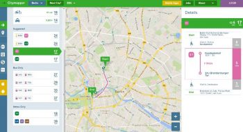 City Mapper: An Idea Worth the Big VC Bucks