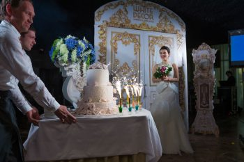 Wedding School event at Mamaison All-Suites Spa Hotel Pokrovka Moscow