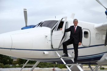 European Coastal Airlines CEO