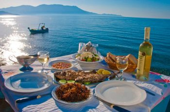 Six Unforgettable Crete Restaurants