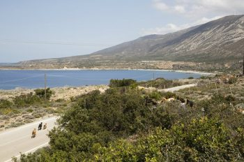 Crete's Famous But Remote Treasures: Elafonisi Beach