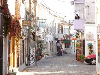 Alacati Turkey