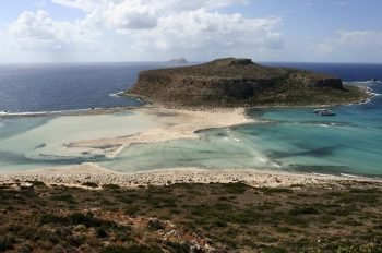 Balos Lagoon on Crete - courtesy Enrico Donelli