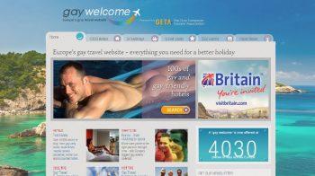 gaywelcome website