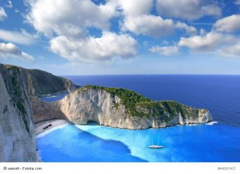 Greece's Zakynthos and Navagio Welcome Visitor Boom