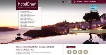 hotelBrain and Other Smart Ideas to Transform Greek Hospitality