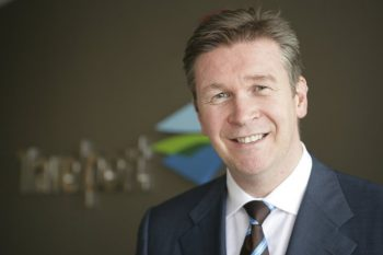 Gordon Wilson of Travelport