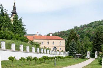 Kloster Grgeteg not far from Irig - by Ebs Els