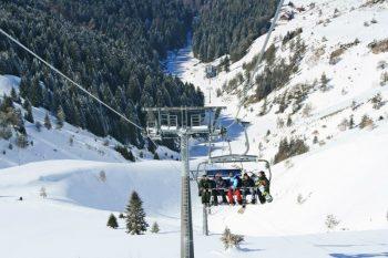 Macedonia ski season underway