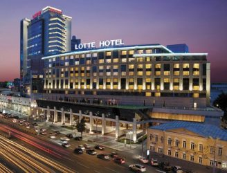 Moscow's Lotte Hotel named best in Europe