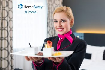 HomeAway adding room service to the vacation home