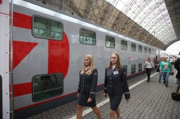 Russia Rail