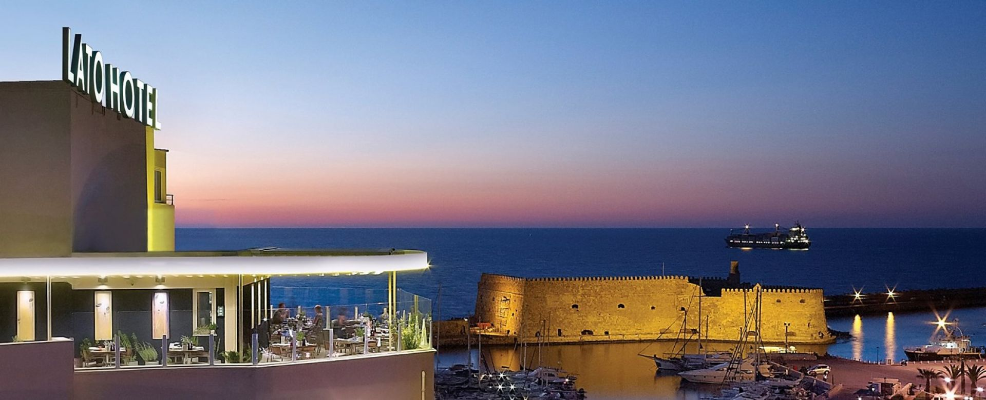 Boutique Hotel Heraklion