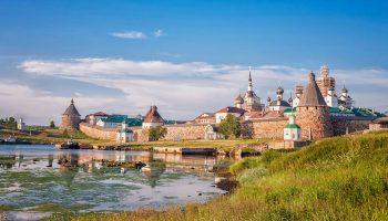 Russia's Medvedev Takes Steps to Preserve Solovetsky Archipelago