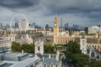 UK Hotels Outlook Stagnant: Eastern Europe Growing