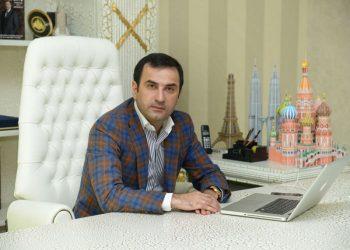 Nahid Bagirov via Biznessinfo.az