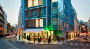 The latest addition of the CPI Hotels: Mamaison Residence Downtown Prague offers 53 suites.