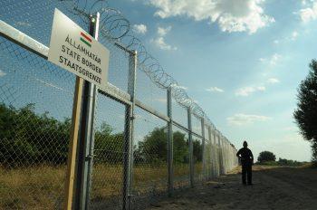 Hungarian-Serbian border - Délmagyarország/Schmidt Andrea
